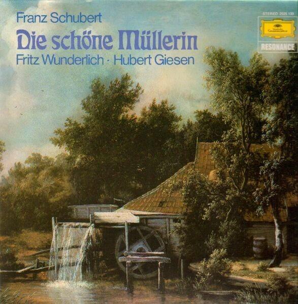 #<Artist:0x007f9156ee8600> - Die Schöne Müllerin