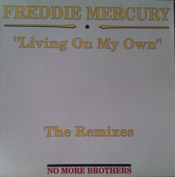 #<Artist:0x00007f416d92f0d0> - Living On My Own (The Remixes)