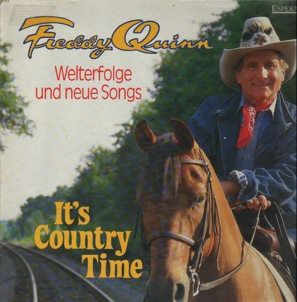 #<Artist:0x00007fc9259e7cd0> - It's Country Time