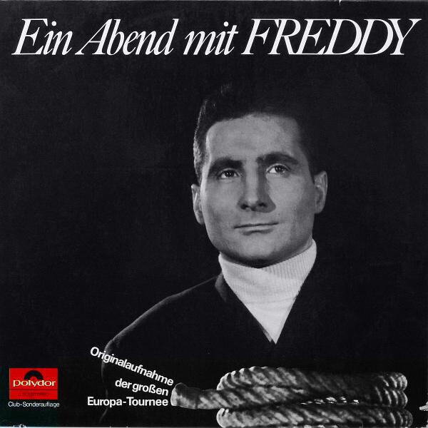 #<Artist:0x00007fd901fd8fb8> - Ein Abend mit Freddy