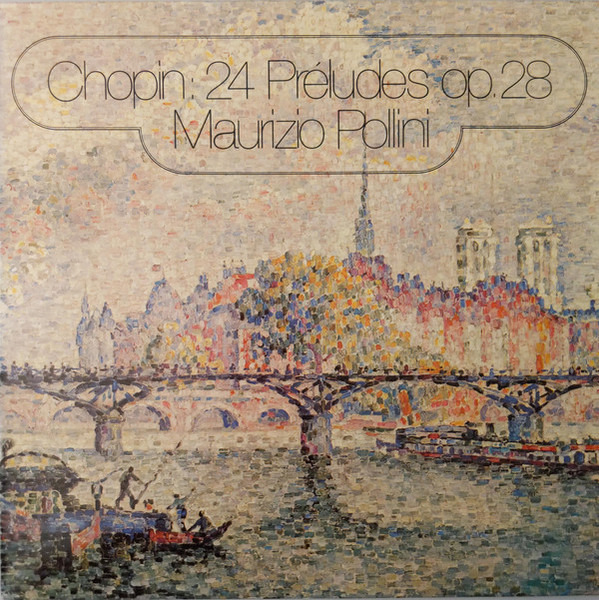 frédéric chopin - maurizio pollini 24 préludes op. 28