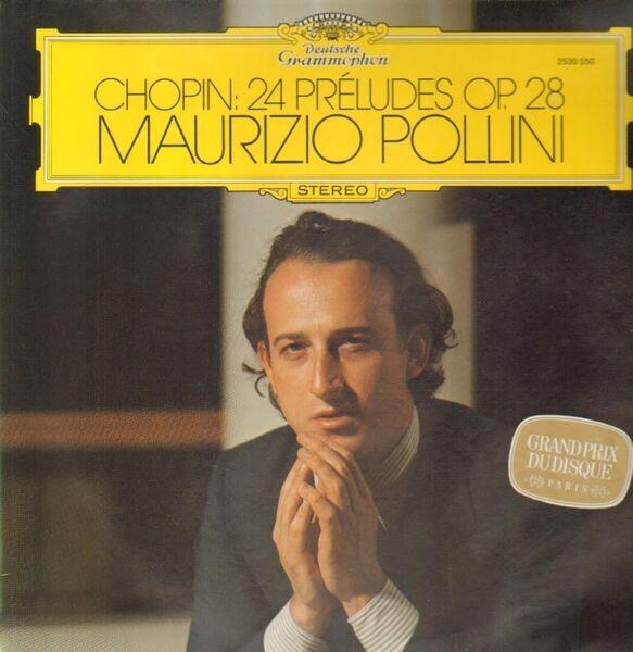 Frédéric Chopin / Maurizio Pollini 24 préludes op. 28