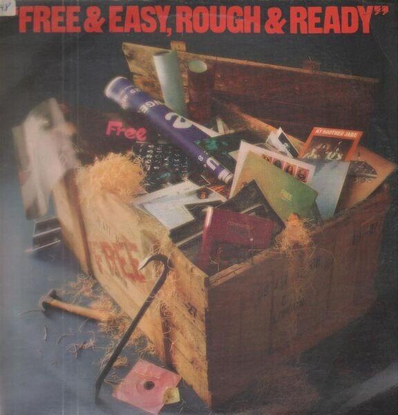 #<Artist:0x007f8236fce350> - Free & Easy, Rough & Ready