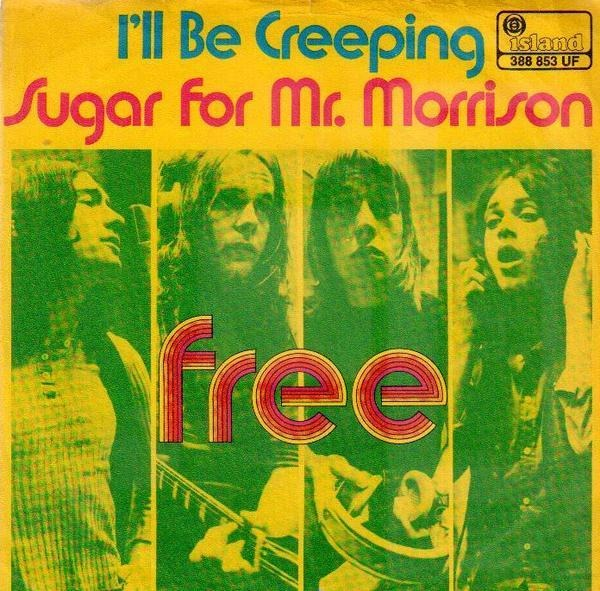 #<Artist:0x007f95507e0bc0> - I'll Be Creeping / Sugar For Mr. Morrison
