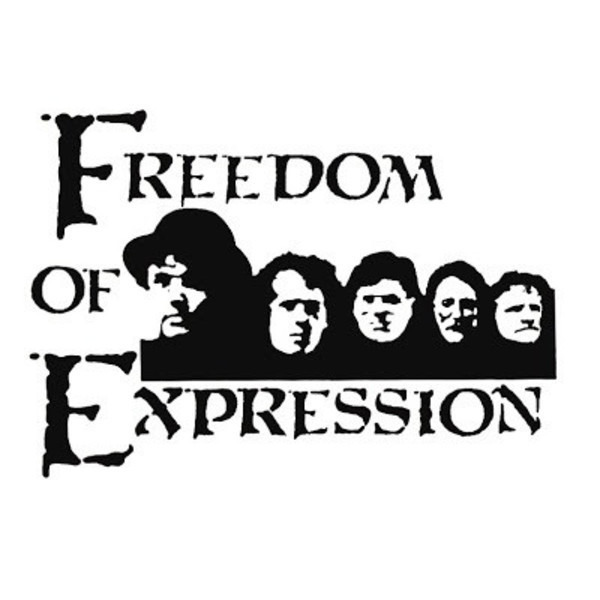 FREEDOM OF EXPRESSION - For Lack Of A Better Word - 33T