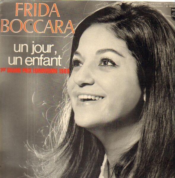 FRIDA BOCCARA - Un Jour, Un Enfant - LP