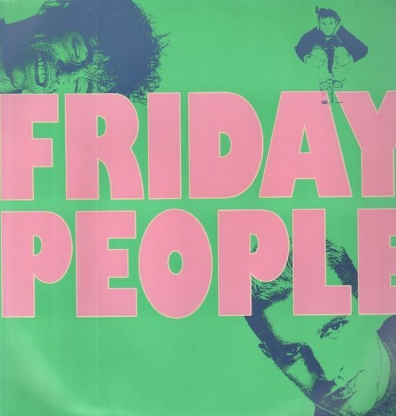 FRIDAY PEOPLE - Friday People - 33T