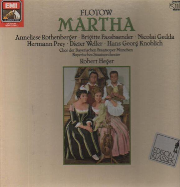 Friedrich von Flotow Martha (BOX + INSERT)