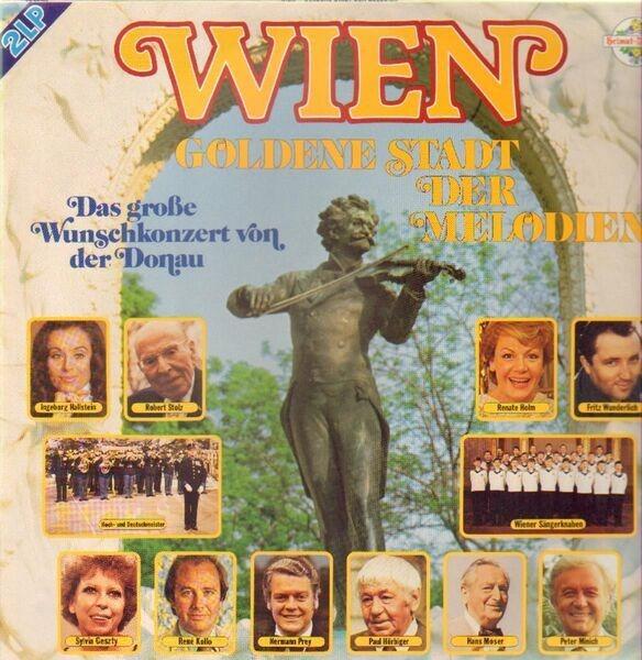 #<Artist:0x00000007602b90> - Wien - Goldene Stadt der Melodien