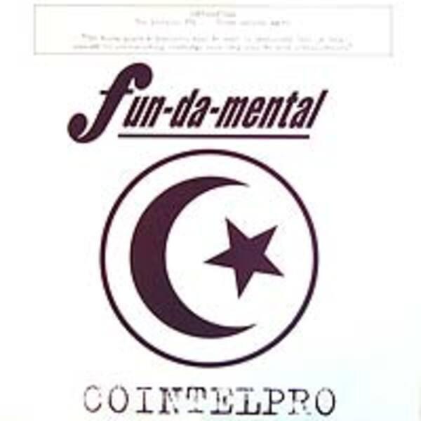 FUN-DA-MENTAL - Cointelpro - 12 inch x 1