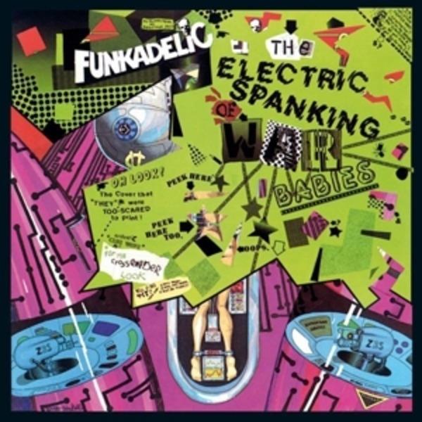 #<Artist:0x00007f8135fc2b10> - The Electric Spanking of War Babies