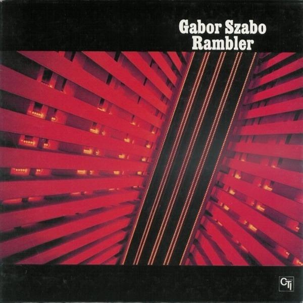 GABOR SZABO - Rambler - 33T