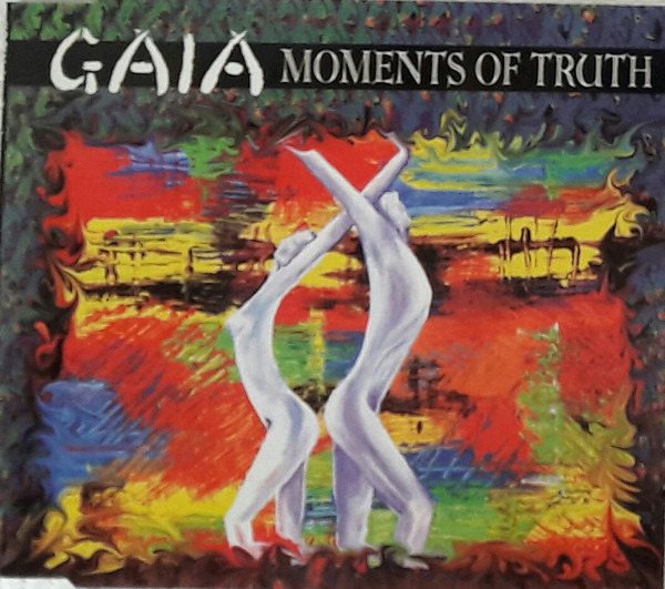 GAIA - Moment Of Truth - CD single