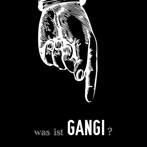 GANGI - Gesture Is - Maxi x 1