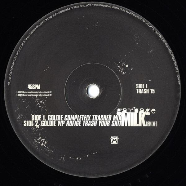 Garbage Milk (Remixes)