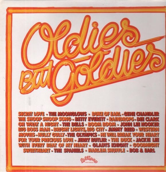 dick bartley presents classic oldies 19651969 eric records