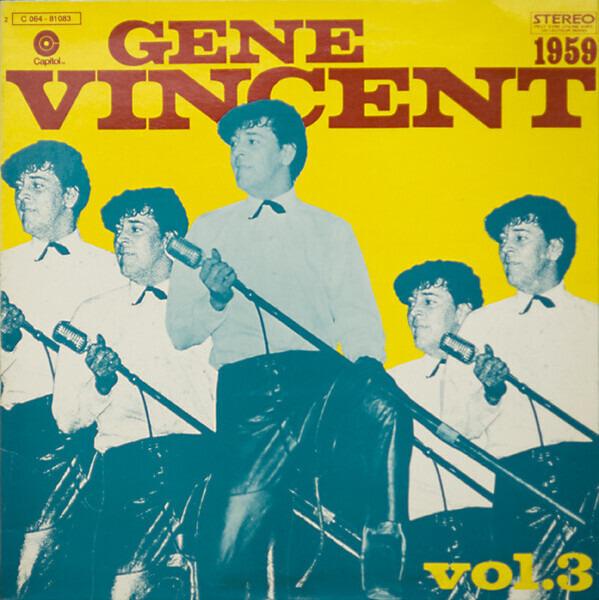 #<Artist:0x007f787af86e58> - Gene Vincent Story Vol. 3