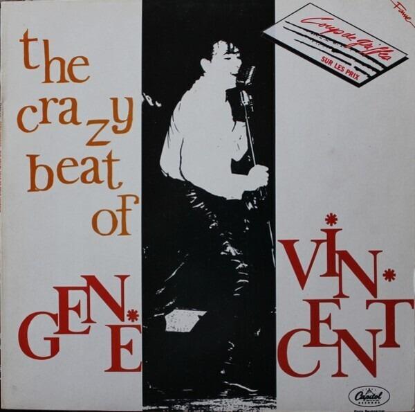 #<Artist:0x007fcf56530908> - The Crazy Beat Of Gene Vincent