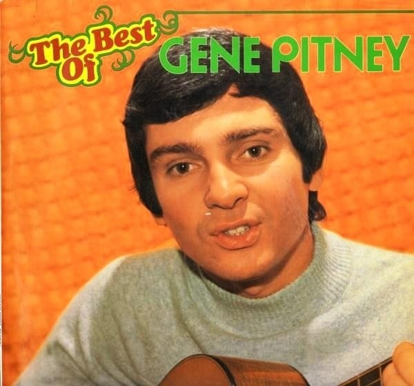 #<Artist:0x00007fb4eac3c5c0> - The Best Of Gene Pitney