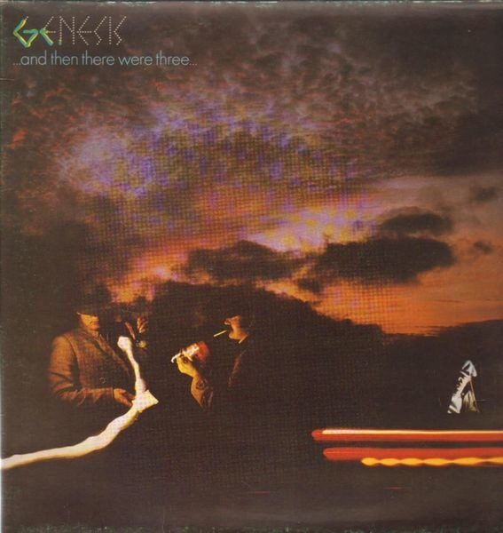 Genesis ... And Then There Were Three (GATEFOLD)