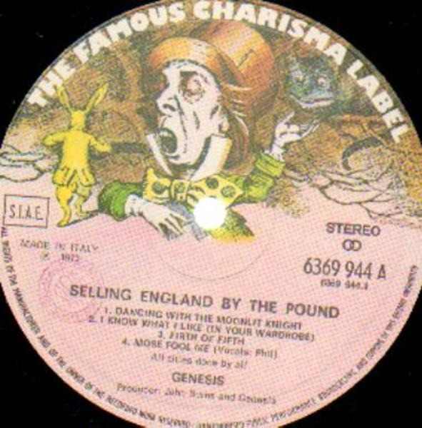 #<Artist:0x007f884aa1aca0> - Selling England by the Pound