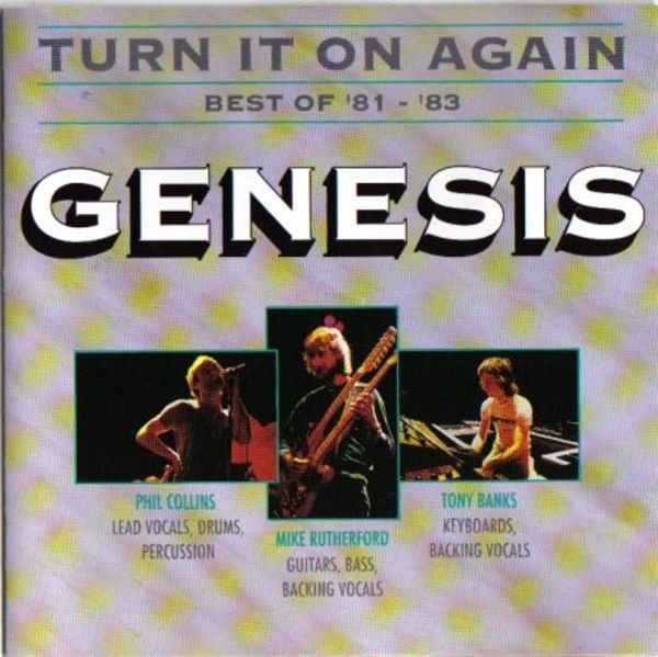 #<Artist:0x007f2760ebc2b8> - Turn It On Again (The Hits)