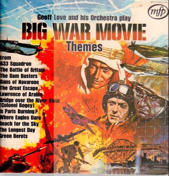 Geoff Love & His Orchestra Big War Movie Themes