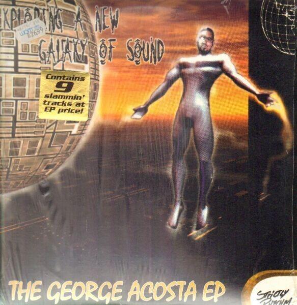 #<Artist:0x007f02bb3317f0> - The George Acosta EP