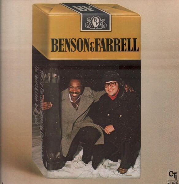 george benson & joe farrell benson & farrell (gatefold)