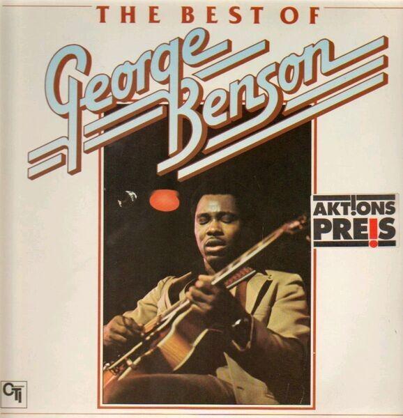 GEORGE BENSON - The Best Of George Benson - 33T