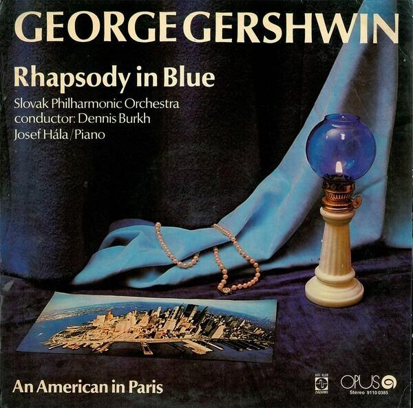 #<Artist:0x007f277a697708> - Rhapsody In Blue / An American In Paris