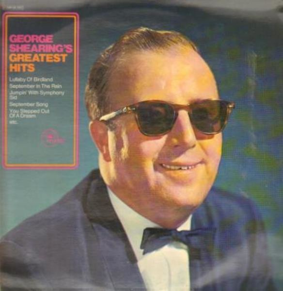 #<Artist:0x00007f8936ce0e20> - George Shearing's Greatest Hits