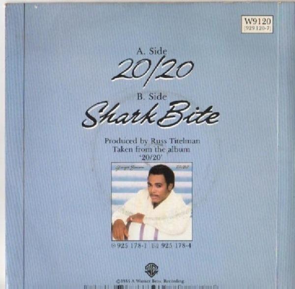 George Benson 20/20 / Shark Bite