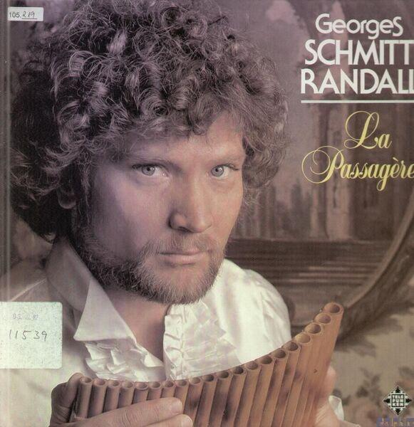 Georges Schmitt Randall La Passagere