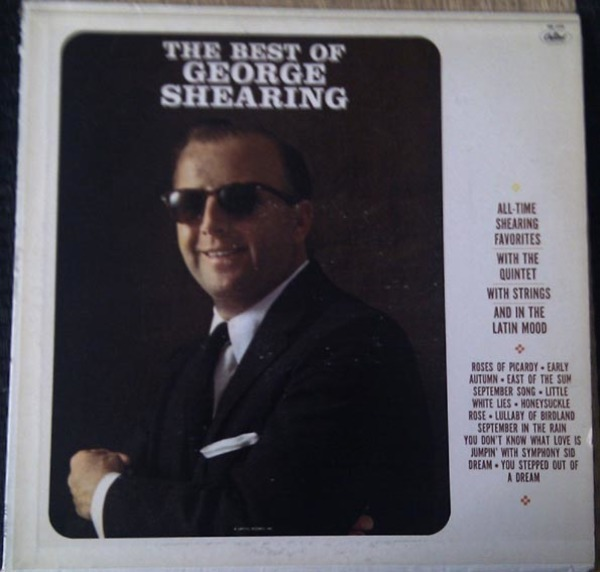 #<Artist:0x007fafd2dfc9e0> - The Best Of George Shearing