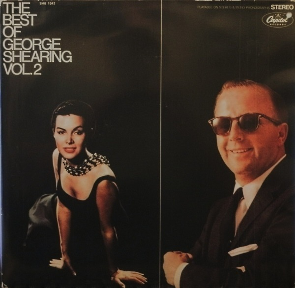 #<Artist:0x00000007a0af30> - The Best Of George Shearing Vol.2