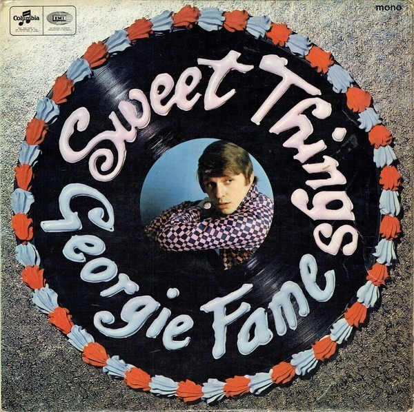 Georgie Fame & The Blue Flames Sweet Things (UK ORIGINAL 1966 / SIGNED)