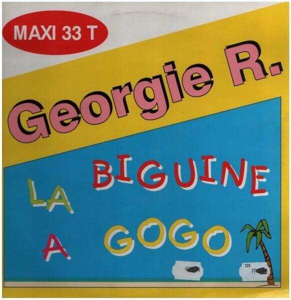 GEORGIE R. - La Biguine A Gogo - 12 inch x 1