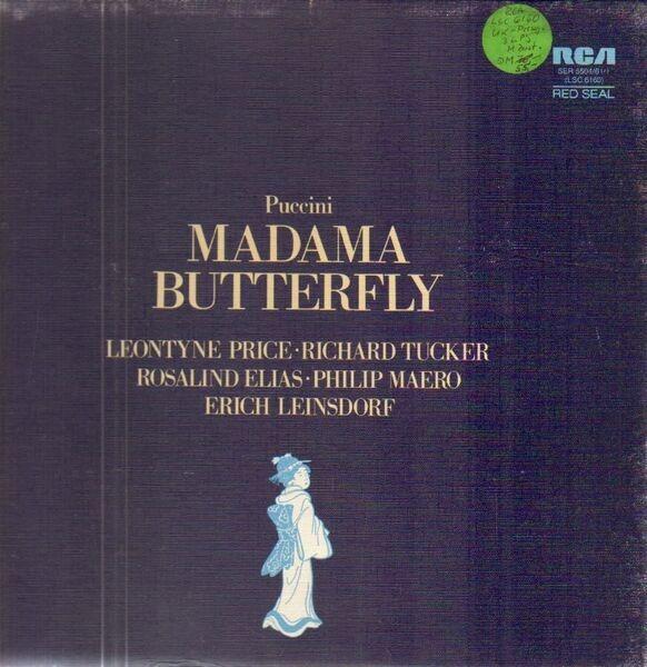 #<Artist:0x00007f3861ec55e0> - Madame Butterfly
