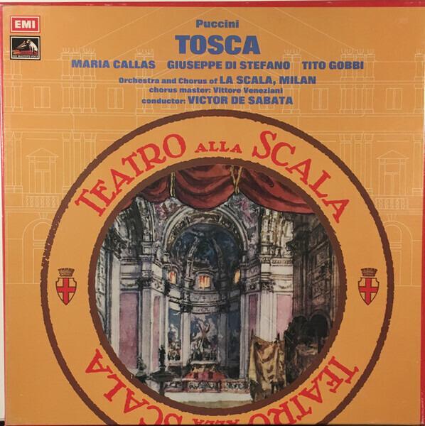 #<Artist:0x00007f81224520b8> - Tosca