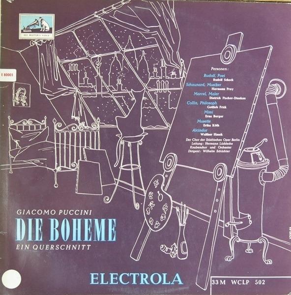 #<Artist:0x00007fcea7ef8710> - Die Boheme (Ein Querschnitt)