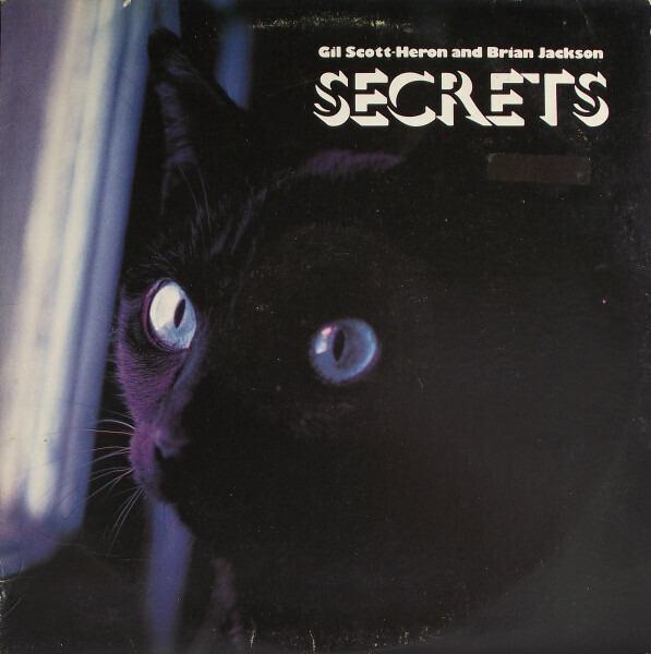 gil scott-heron & brian jackson secrets