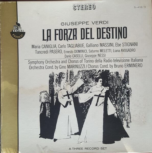 #<Artist:0x00007fcea5354b40> - La Forza Del Destino