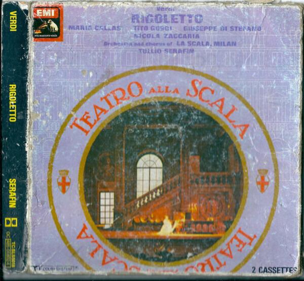 #<Artist:0x000000000617d6c0> - Rigoletto