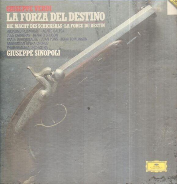 #<Artist:0x00007fd8e0b8aea0> - La Forza Del Destino