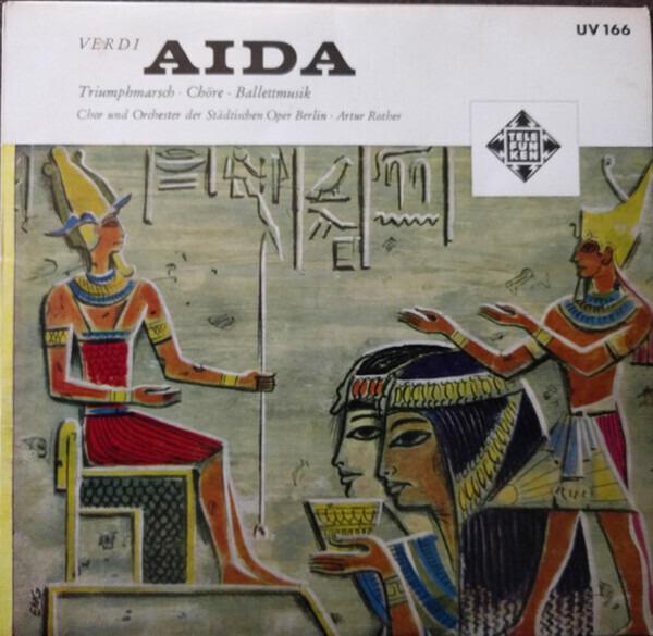#<Artist:0x00007f4e0d720558> - Aida - Triumphmarsch / Chöre / Ballettmusik