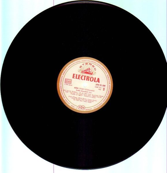Giuseppe Verdi/ Zubin Metha, B. Nilsson, F. Corell Aida (Grosser Querschnitt In Italienischer Sprache)