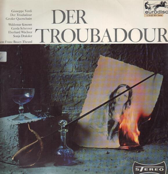 #<Artist:0x00007fd8e1a933e8> - Der Troubadour