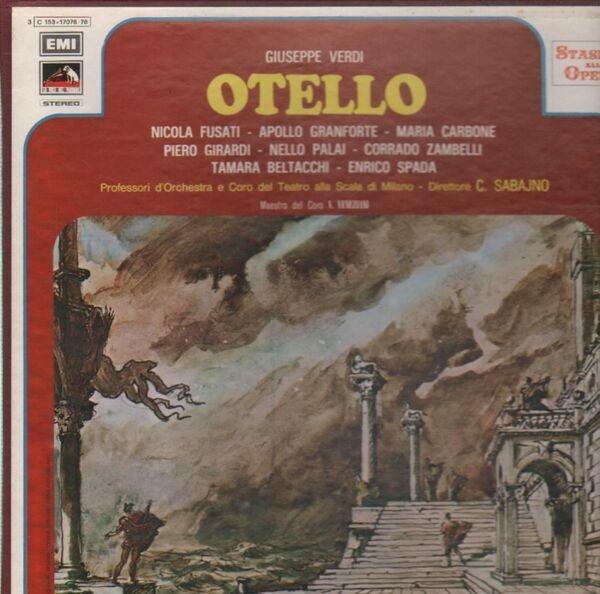 #<Artist:0x00007f813608d860> - Otello