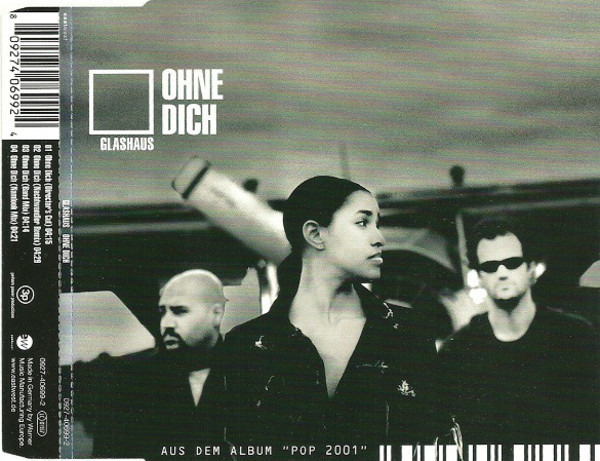 GLASHAUS - Ohne Dich - CD Maxi